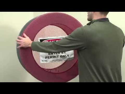 Confined Space Cover Instructional Video