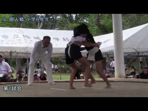 JSの相撲にはハプニングがつきものですww