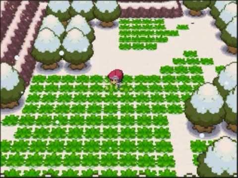 Pokemon Platinum 31: HM08 Rock Climb!