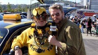 Tailgate Fan: Pittsburgh Steelers