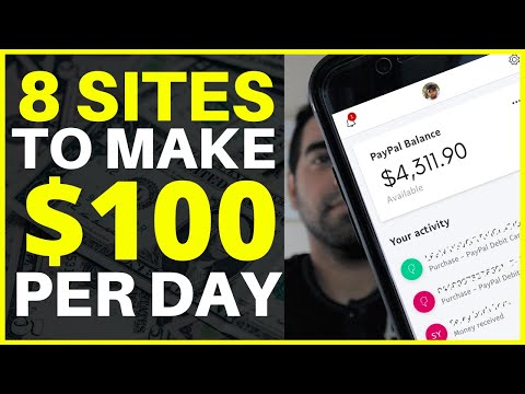 You can quickly make money in