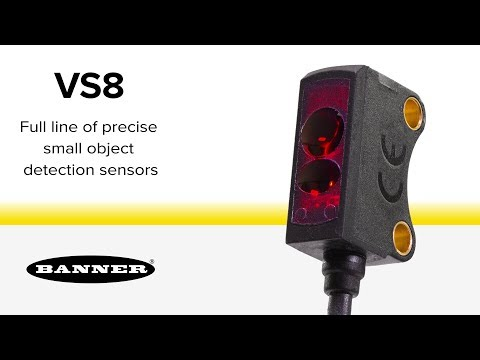 VS8 Miniature Sensor for Precise Detection