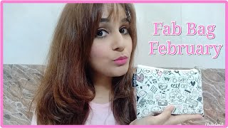 Fab Bag February 2020 | Unboxing & Review by Ritu Kapoor |