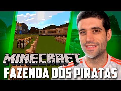 Minecraft 1.14 #05 - A Fazenda dos Piratas