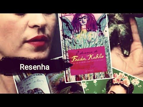 Resenha #9 - O diário de Frida Kahlo