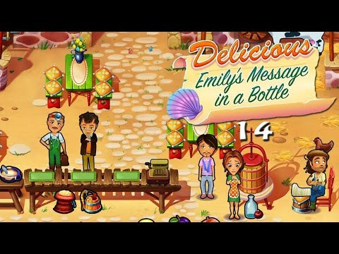 DELICIOUS: EMILY'S MESSAGE IN A BOTTLE • #14 - Hilfe von Emily | Let's Play