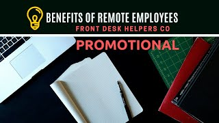 Front Desk Helpers - Video - 3