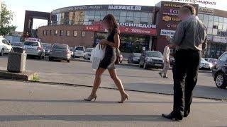 Пикап в Санкт-Петербурге: знакомство в спальном районе