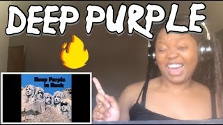 Deep Purple- CHILD IN TIME REACTION!!!
