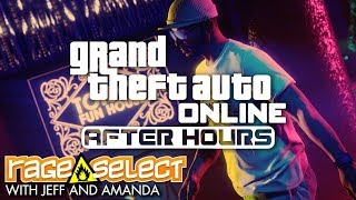 Gay Tony RUNS THIS TOWN! - GTA Online: After Hours (The Dojo)