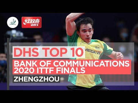 DHS Top 10 Points | Bank of Communications 2020 ITTF Finals