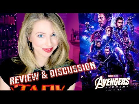 Avengers: Endgame Movie Review & Discussion
