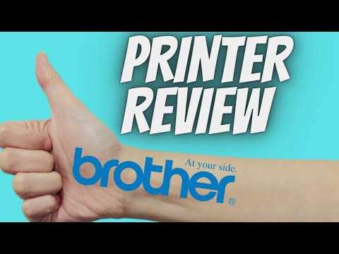 Brother HL-L2340DW Printer Review For Shipping Labels on eBay