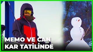 Memo ve Can Kar Tatilinde - İkizler Memo-Can 13. Bölüm