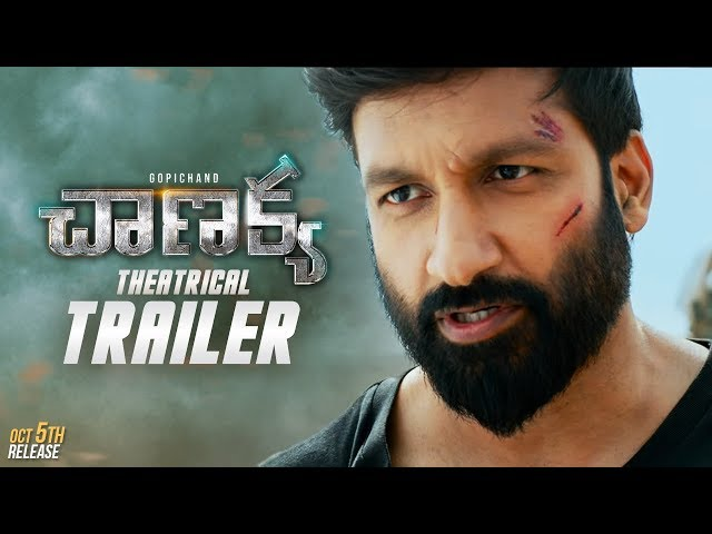 Chanakya movie review: Gopichand's inconsequential spy thriller wages war against human intelligence