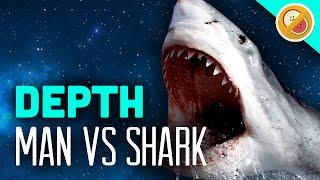 Depth : MAN Vs SHARK - Gameplay Funny Moments