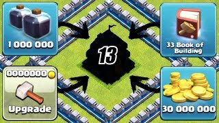 HOW TO PREPARE FOR Town Hall 13! INSANE SPENDING SPREE!