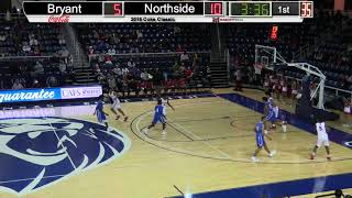 Coke Classic Gm 7 - Bryant vs. Northside 12/28/18