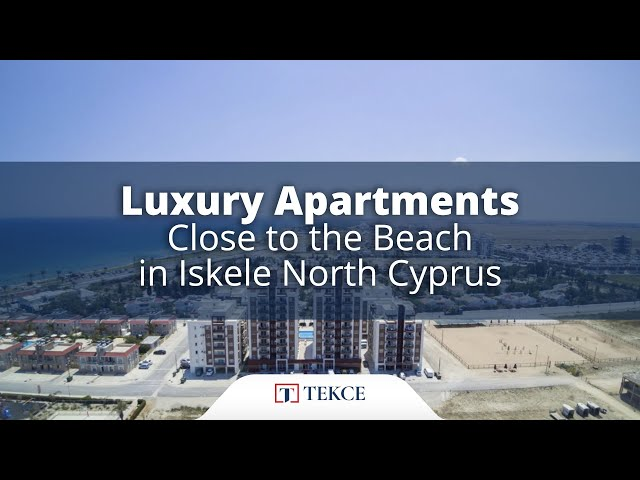 Luxury Apartments Close to the Beach in Iskele North Cyprus