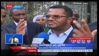 Mbiu ya KTN taarifa kamili - Edward Ouko atetea haki yake ya kwenda kotini - 16/3/2017 [Sehemu ya 1]