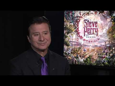 """After decades away from music, Steve Perry is back. The former Journey frontman disappeared from the pop scene in the 1990s but the new album """"Traces"""" marks his return. Perry says the death of his girlfriend from breast cancer helped bring him back to music, and he rediscovered his passion for it. (Oct. 16)"""