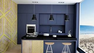 Cool !!! 36 Stunning Black Kitchens Design That Tempt You To