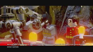 LEGO Batman 3: Beyond Gotham ~ Level 2: Breaking BATS! (Story Mode Guide)