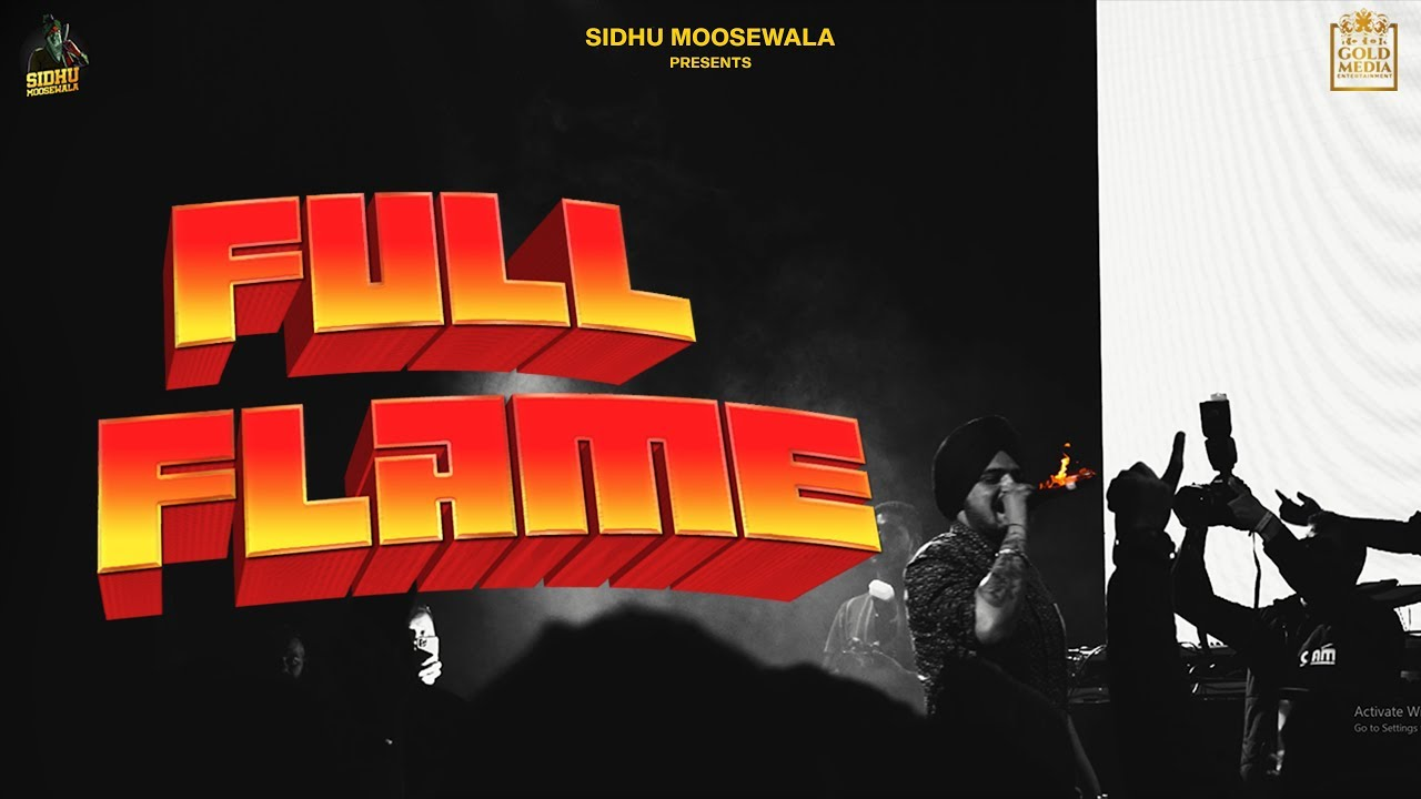 Full Flame Song Lyrics Hindi - Shooter Kahlon Lyrics