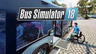 ДВА НОВЫХ РАЙОНА - Bus Simulator 18 [#9]