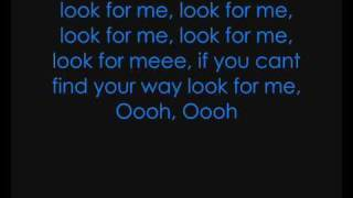 Chipmunk ft Talay Riley look for me lyrics
