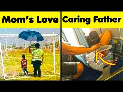 The Most Beautiful Parenting Moments That Will Touch Your Heart