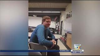 North High School wrestler Wyatt Burch remembered as a 'gentle giant'