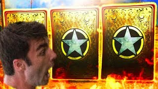 2 HEROICS IN 10 SUPPLY DROPS!?! - Call of Duty: World War 2