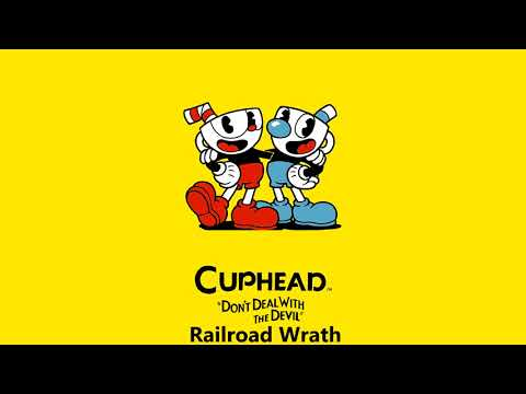 Cuphead OST - Railroad Wrath [Music]