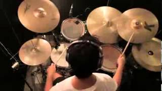 Ahamd Afandi Mohrawi Tanjung (Toom Yoo Nai Jai Big Ass Drum Cover)wew  YouTube