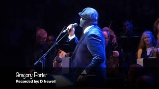 Gregory Porter At The Royal Albert Hall 18th April 2018