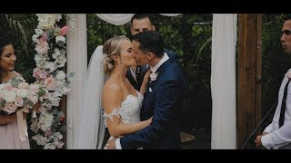 This Puerto Rico Wedding Will Make You Want A Destination Wedding - Filmed On The Canon 5D Mark IV