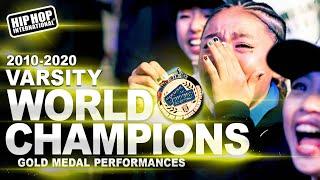 Kana-Boon! - Japan (Gold Medalist Varsity Division) @ #HHI2016 World Finals