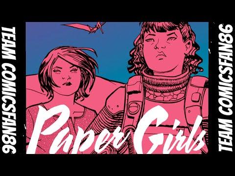Team Comicsfan86 Paper Girls 2 Comic Review Comic Des
