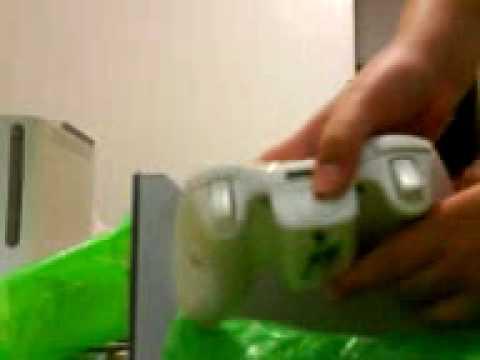 Unboxing Xbox 360 Premium