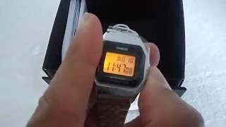 Relógio Feminino Casio Vintage LA680WA-1DF Prata