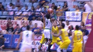 [Sport5]  What a nifty move by CJ Perez! | PBA Philippine Cup 2019