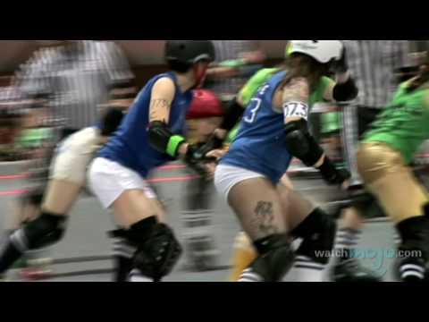 Derby Girls Pt. 1: Roller Derby Explained