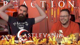 "Castlevania 2x7 REACTION!! ""For Love"""