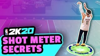 HOW TO CHANGE THE SHOT METER in 2K20 & DOES IT MATTER?