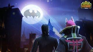 BATMAN IS COMING... - Fortnite X Batman
