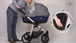 Коляска 2 в 1 Bebetto VULCANO в интернет магазине bebe