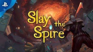 Slay the Spire - Announce Trailer | PS4