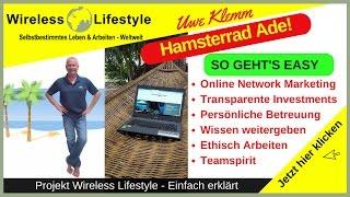 WirelessLifeStyle - Selbstbestimmtes Leben und Arbeiten - Weltweit
