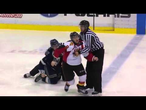 Nicolas Leblond vs. Aaron Hoyles